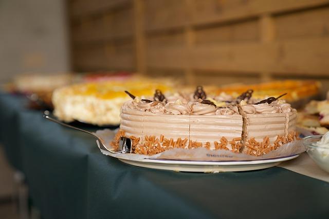 Cake Chocolate Crumble Mixture