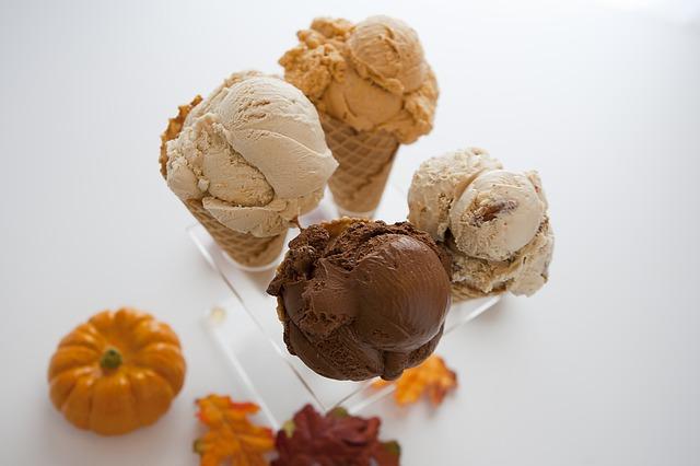 Ice Cream Sweet Dessert Chocolate