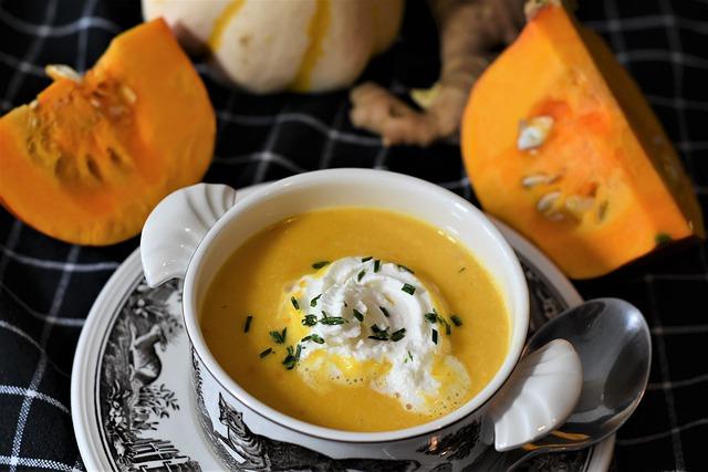 Pumpkin Soup Soup